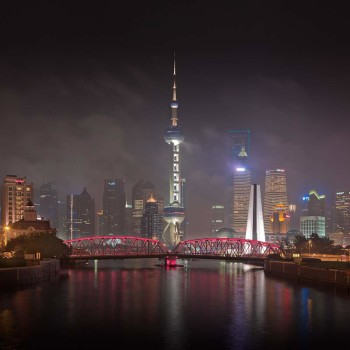 Shanghai Night, Burdeny