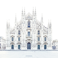 David Burdeny Piazza architecture photography