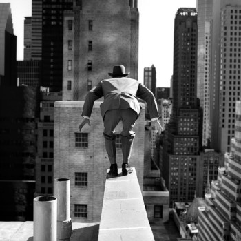 alan leaping, surreal photography, new york city vintage contemporary photos