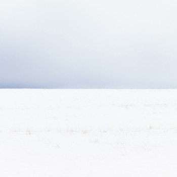 horizon line, minimalist photography