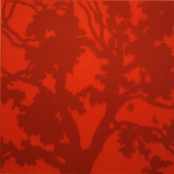 Bigelow Red Maple painting