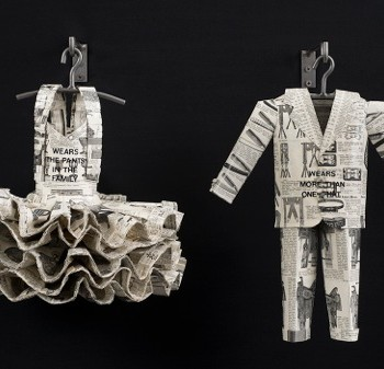A Charmed Life Sculpture by Donna Rosenthal