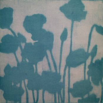 Bigelow Poppies Lilac painting