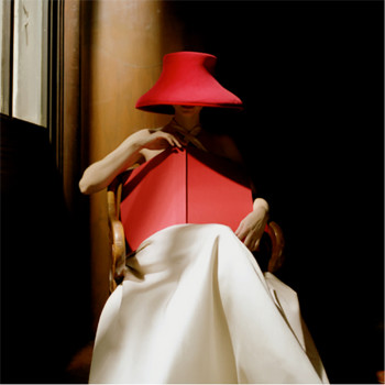 Rodney Smith Red Hat new york library fashion