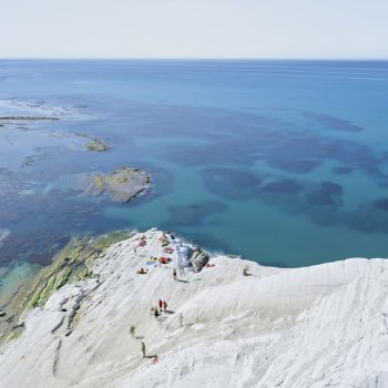 aerial photography, Sicilian beach images