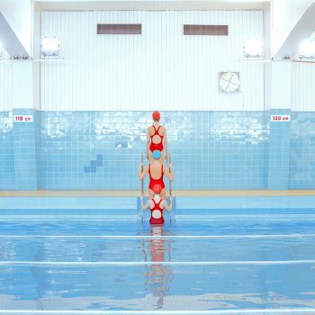 Svarbova swimming series swimming pool Guardian