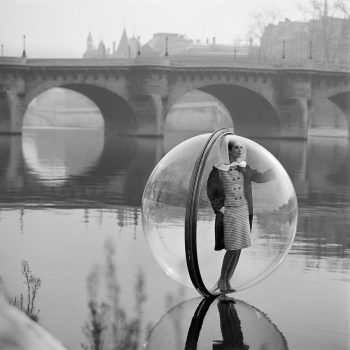 melvin sokolsky-girl in bubble harper's bazaar-paris-buy prints