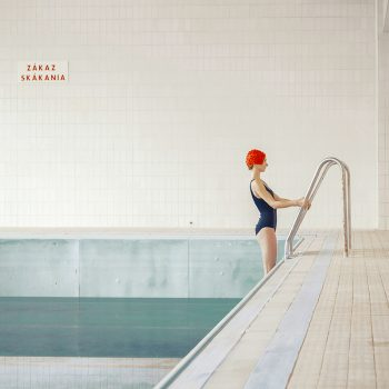swimming pool color photography still life photography realism