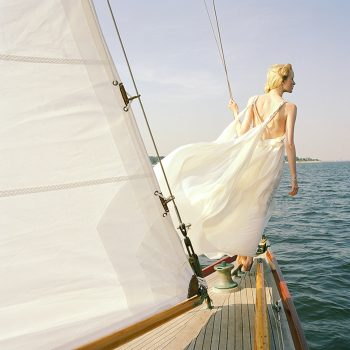 sun valley gallery association fashion photography sailing Boat, color photography, whimsical photography