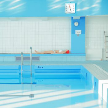 swimming pool slovakian artist bright light purchase photography
