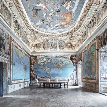 interior photography david burdeny map room italian interiors