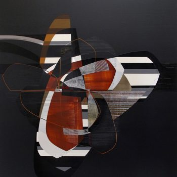 alexcouwenberg, black and white, geometry, paintings for sale, graphic abstraction