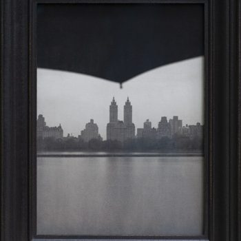 central park photography, black and white photography, small scale photogrpahy, photograph as object Jefferson hayman
