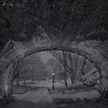 Michael Massaia, contemporary traditional photography process, photographs, central park, nyc at night, black and white photography, photographic technique