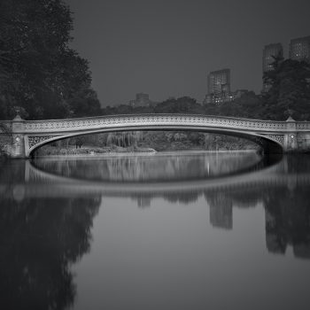 Split toned silver gelatin prints, michael massaia, new york -new jersey photography, BOw Bridge Central park,cinematic photography, buy fine art photography