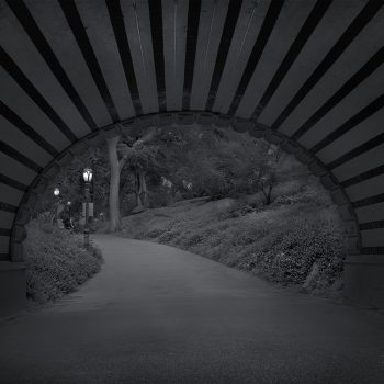 playmates arch central park nyc, black and white photography,silver gelatin prints,Ketchum idaho art gallery, svga