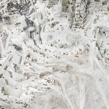 Marble quarry, david burdeny, aerial photographs, fine art photography