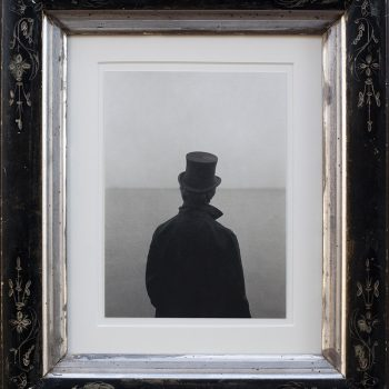 top hat, blakc and white photography, vintage frame, idaho art gallery, contemporary photogrpahy