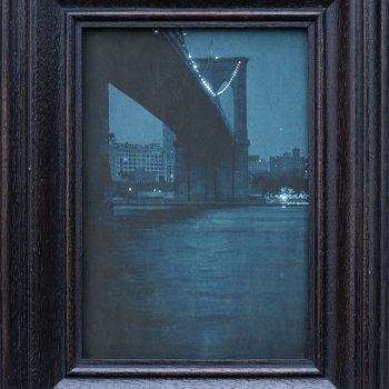 brooklyn bridge photograph, gilman contememporary, art gallery, jefferson hayman