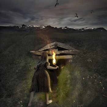 empty roost, surreal photogrpahy, tom chambers,