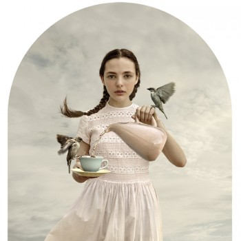 tea for two, tom chambers photography, portrait