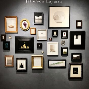 Jefferson Hayman, Gilman Contemporary, sun valley art scene, small photopraphs, hand made frames