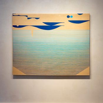 Kelly Ording, graphic design, california painter, minimalism, line making, sun valley, abstract art,