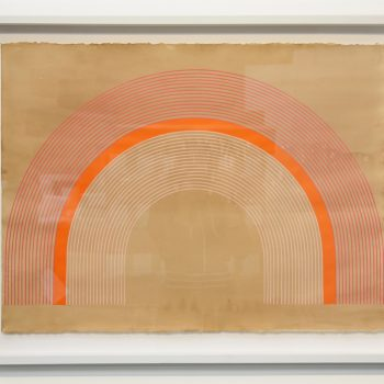 buy framed works on paper, kelly ording, gilman contemporary art gallery,