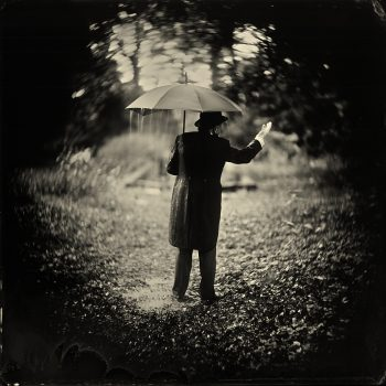local shower, alex timmermans, collodion wet plate print