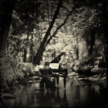 timmermans alex, contemporary black and white photography, collodian wet plate print, idaho art gallery