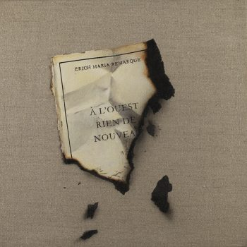 Paul beliveau, book pages, painting, realism