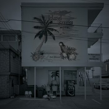 Jersey Shore in photography, Michael Massaia, gilman contemporary, black and white photography