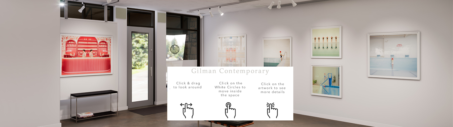 Maria Svarbova Virtual Tour at Gilman Contemporary Gallery in Sun Valley, Idaho